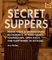 Author Q&A: Jenn Garbee, Secret Suppers